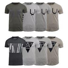 Mens T-Shirt Loyalty and Faith Various Crew Neck Tee Top