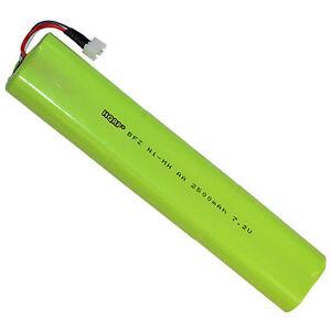 HQRP 2500mAh Battery for TDK Life On Record A34 Trek Max Speaker E23-00080-02