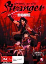 Sword Of The Stranger (DVD, 2009) Anime Movie English Audio Region 4