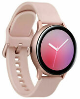 Samsung Galaxy Watch Active 2 SM-R830 40mm Aluminum Case with Sport Band Smartwa