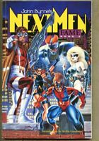 GN/TPB John Byrne's Next Men Book 3 Fame collected vg+ 4.5 1994 Dark Horse
