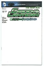 GREEN LANTERN Vol.5 #13(12/12)BLANK VARIANT(SIMON BAZ/JUSTICE LEAGUE)CGC IT(9.8)