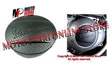 MF0434 - COPERCHIO CASSA MOTORE CARBON LOOK VESPA GTS SUPER SPORT 125 300 LEADER