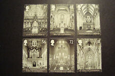 GB 2008 Commemorative Stamps~Cathedrals~Very Fine Used Set~UK Seller