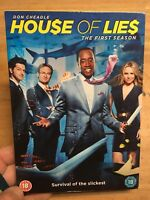 House of Lies:Complete Series One/Season 1(2xDVD R2)Don Cheadle Kristen Bell