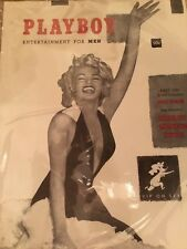 PLAYBOY Magazine December 1953 Reprint. New Never Circulated. Marilyn Monroe Sex