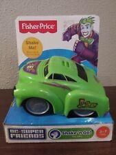 2013 Super Friends The Joker Shake N' Go Toy Car New