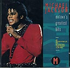 Michael Jackson Motown's greatest hits 1969-1975 (1992, & Jackson 5) [CD]