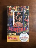 1994-95 Topps Series 2 Hobby Basketball Box Factory Sealed 36 Pack Free Shipping