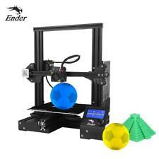 Creality Ender-3 3D Printer 220x220x250mm Resume Printing Big Size Upgraded D1H4