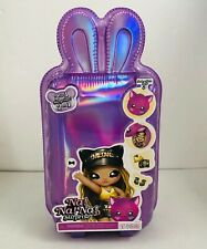 Na! Na! Na! Surprise 2 in 1 Fashion Doll & Pom Purse Series 3 Sasha Scratch New