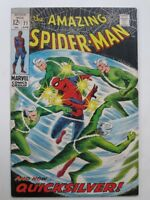 AMAZING SPIDER MAN #  71  US MARVEL 1969   Romita  VFN+