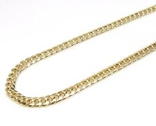 10K Gold Miami Cuban Chain 30 Inches 6MM 19.8 Grams