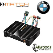 Match Amp and harness Package PP62DSP + FREE PP-AC Harness Cable BMW 5 series