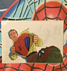 Peter Parker Spider-Man Animation cell VF