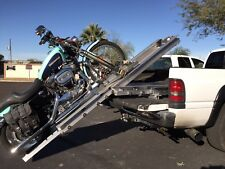 Motorcycle Lifts and Ramps, See Description