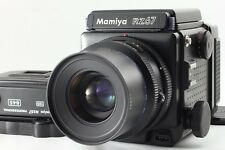 【EXC++++】Mamiya RZ67 Pro Film Camera w/ 90mm f3.5 + 120 Film Back x2 Japan W689
