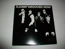 FLAMIN' GROOVIES - LP - NOW - PUNK Oi! KBD - SIRE USA - INNER SLEEVE PROMO