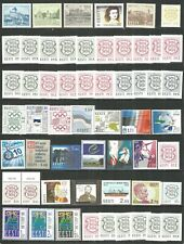 Estonia  a nice small collection,  mint stamps MNH(**)