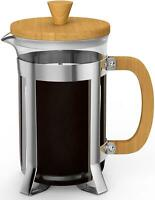 Vremi French Press - 8 Cup Coffee Maker Premium Heat Resistant Borosilicate