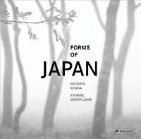 Forms of Japan, Hardcover by Kenna, Michael; Meyer-lohr, Yvonne, Like New Use...