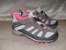 Merrell Chameleon 4 Z-Rap Waterproof hiking shoe. Sz 3.5 JR. Espresso/Holly .