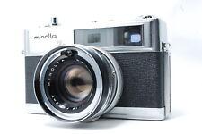 Minolta HI-MATIC 7s w/45mm F1.8 Lens  SN976696