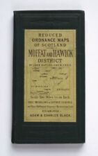 John Bartholomew Antique Ordnance Survey Maps