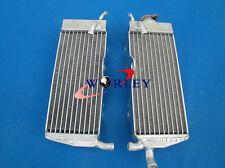 aluminum radiator Honda CR250 CR250R 88 89 1988 1989