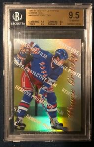 1996-97 Wayne Gretzky #4 Select Certified Mirror GOLD BGS 9.5 Only 30 (Poss PSA)