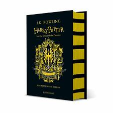 Harry Potter and the Order of the Phoenix Hufflepuff Edition J.K Rowling Hardbck