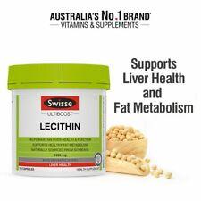 [Swisse] Australia lecithin 1200mg 150 capsules Expired Sept 2022