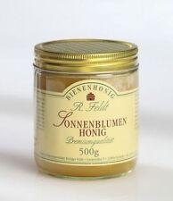 BIO Sonnenblumen Honig zertifiziert 100% mild reiner Imker-Honig 1A ! DE-ÖKO-006