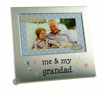 Me and My Grandad 6 x 4 Photo Frame Gift FA519GD