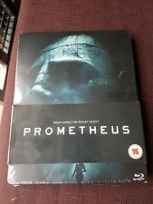 Prometheus 3D Blu-ray Steelbook