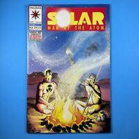 SOLAR Man of the Atom #27 VALIANT COMICS 1993 Kevin Vanhook & Peter Grau