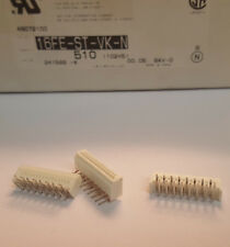 (430+ pieces) 16FE-ST-VK-N FE Connectors 90 degree for Flexible Flat Cable (FFC)