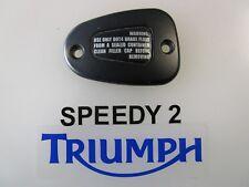 TRIUMPH AMERICA BONNEVILLE SPEEDMASTER THRUXTON BRAKE RESERVOIR CAP T2026006