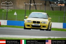 BMW e46 M3 coupe track day square set up