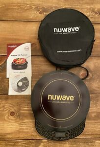 Nuwave Platinum Precision Induction Cooktop - 30401 - New W/Storage Carry Bag