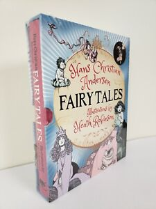 HANS CHRISTIAN ANDERSEN FAIRY TALES Deluxe Slipcase edition NEW SEALED
