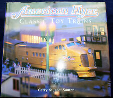 American Flyer: Classic Toy Trains by Gerry & Janet Souter model railroad subway