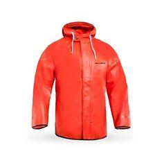 Grundens Harvestor Jacket M-3XL orange Ölzeug ohne Innenfutter doppelt gummiert