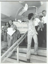 1972 Vintage Photo Gay Liberation Group protests Republicans in Miami Beach FL