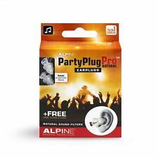 Alpine PartyPlug Pro Orecchini per la Musica Sera Concerto