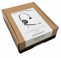 Plantronics EncorePro HW715 USB Headset (203476-01) - Brand New, 2 Yr Warranty