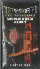 Golden Gate Bridge San Francisco Elongated Penny Album