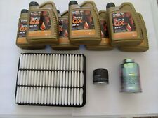 TOYOTA LANDCRUISER 3.0 DT DIESEL D-4D 2009 ONWARDS SERVICE KIT INCL OIL
