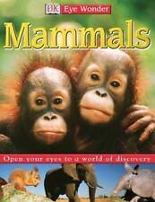 Eye Wonder: Mammals (Eye Wonder) by Prentice Hall, Good Book