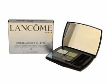 LANCOME OMBRE ABSOLUE QUAD PALETTE SMOOTHING EYE-SHADOW #C10- 4*0.024 OZ. (D)